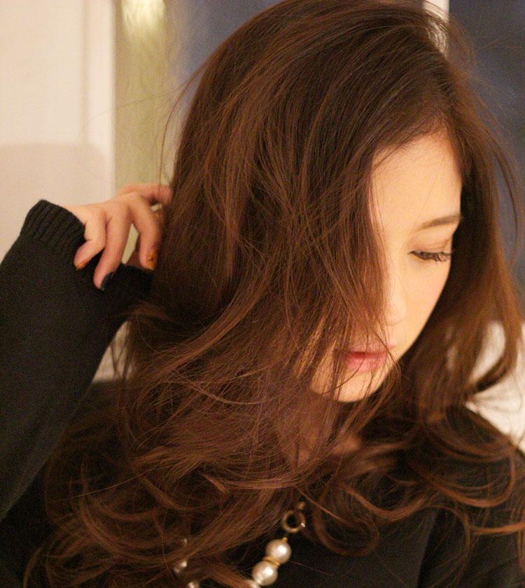 天王町・保土ヶ谷の美容室ohanaのヘアスタイル